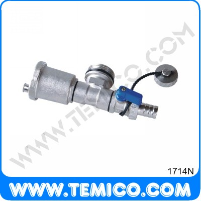 End valve for manifold (1714N)