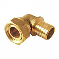 Elbow union nut female (11023H)