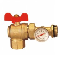 Angle valve thermometer holder(1710N)