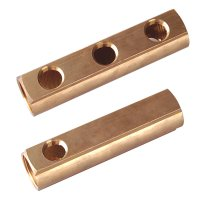 Brass bar manifold  interaxis 50(1760H-1)