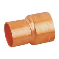 Copper reducing coupling (18020H)