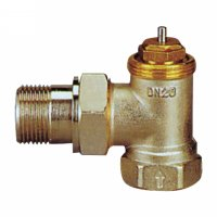 Angle valve for thermostatic(25100N)
