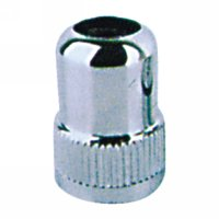 Chromed plastic nut upper milled edges(H-05)
