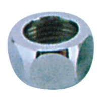 Zinc polished edge nut(H-08)