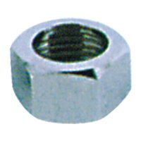 Clear edges zinc alloy nut(H-09)